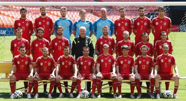 España es el equipo de mayor valor económico