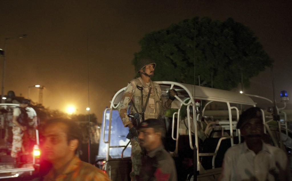 Pakistan-Atentado en el aeropuerto Karachi