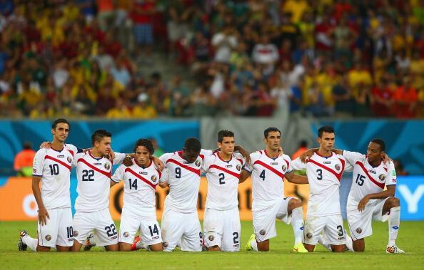 Costa Rica elimina a Grecia.