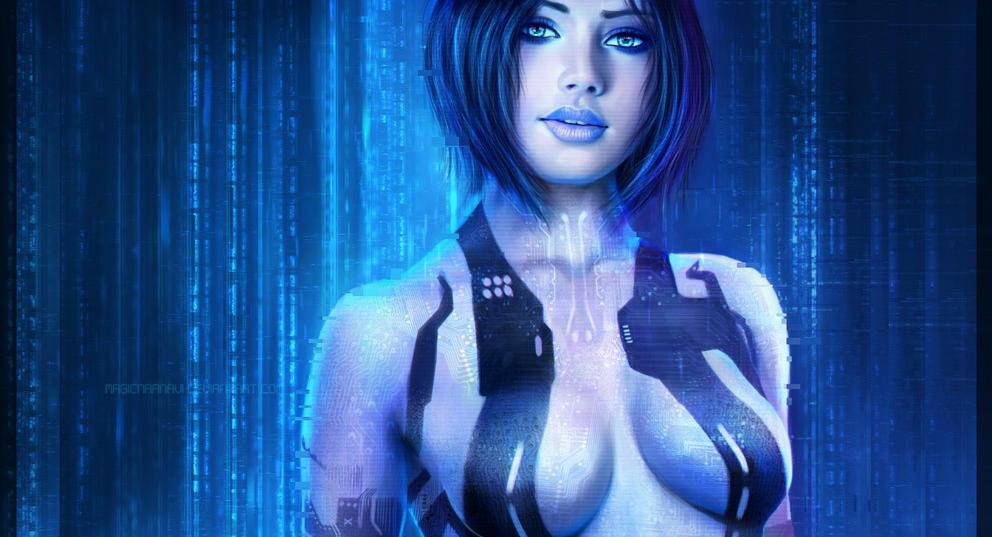 Cortana-Heroína de Microsoft