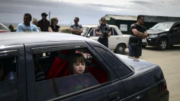 Ucrania: Slaviansk y Donetsk empieza crisis de agua y alimentos