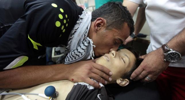 Palestina: Jóvenes asesinados por ejército israelí