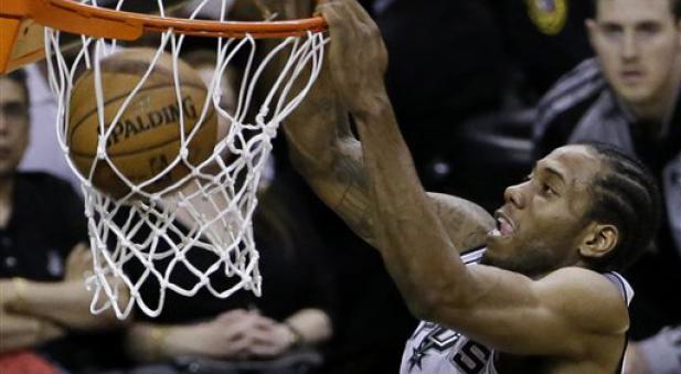 NBA: Kawhi Leonard el jugador más valioso