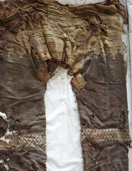 Pantalones más antiguos
