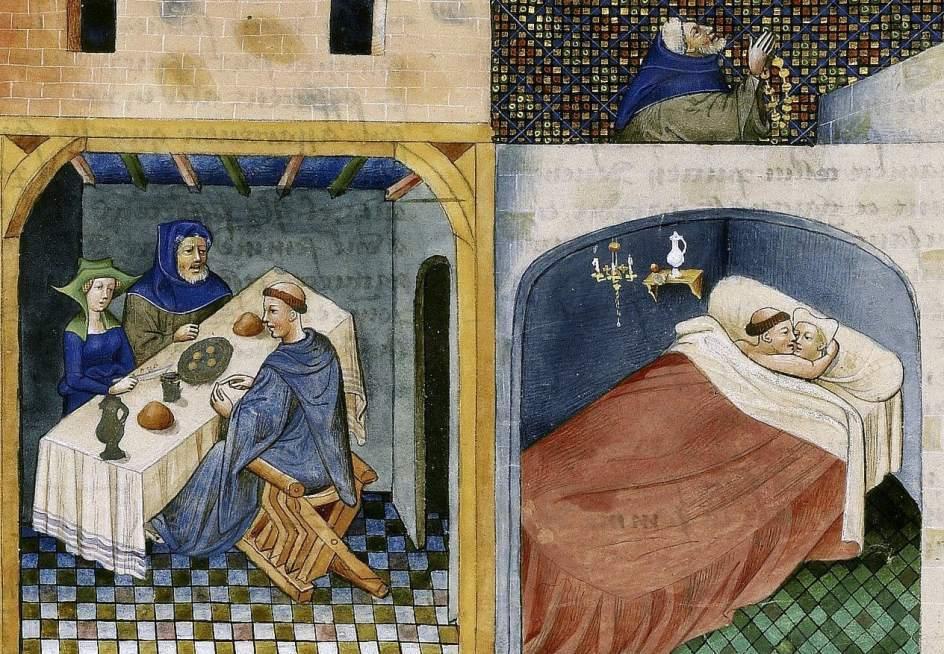 Sexo en la Edad Media