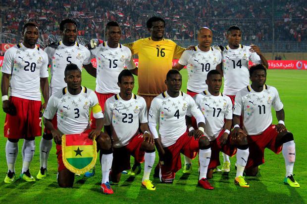 Ghana para poder ver el Mundial