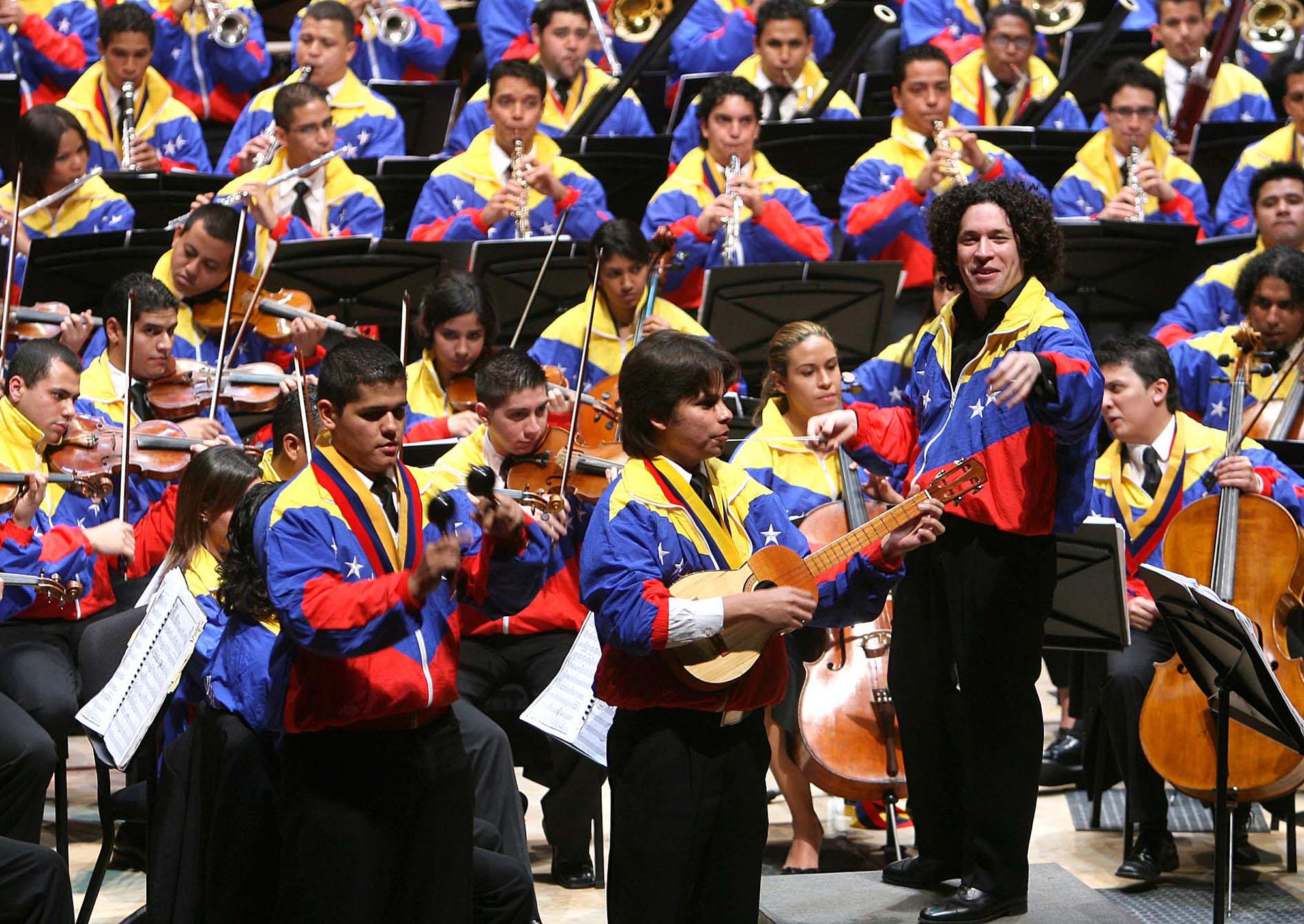 La Sinfónica de Venezuela ofrece concierto