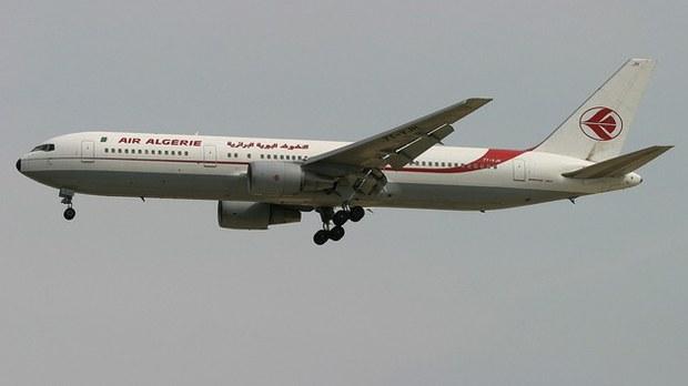 Avión de Air Algerie en Malí
