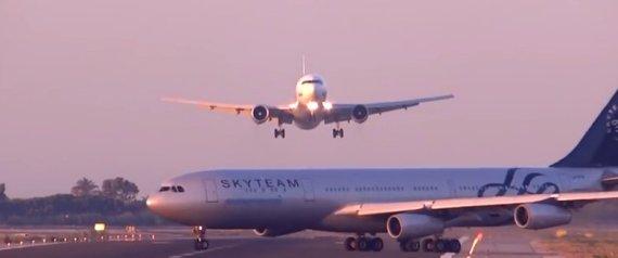 España: Incidente avión Ruso Pratt Barcelona