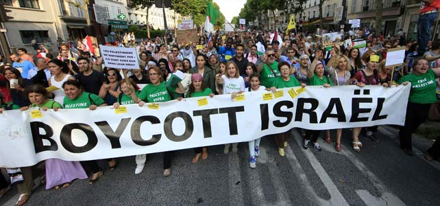 Gaza: Boicott mundial