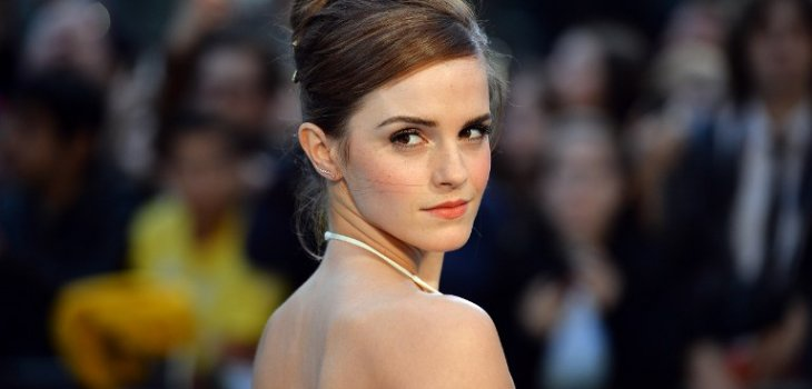 Emma Watson: Close up