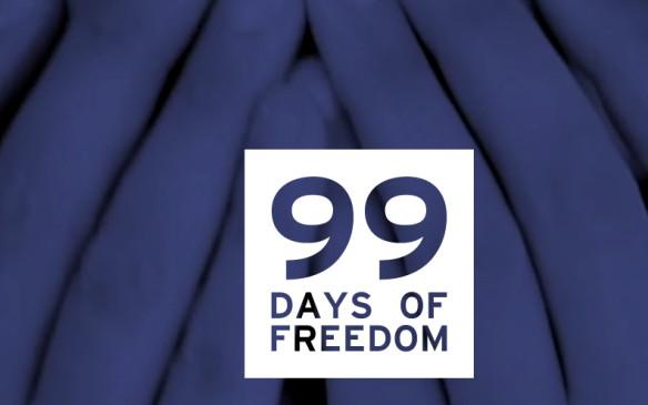 Facebook: 99 días de libertad