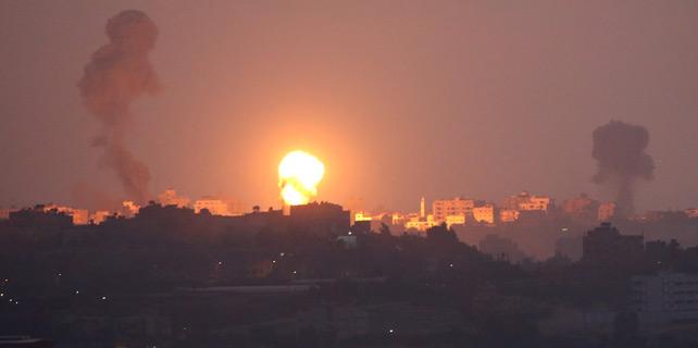 Gaza: Cohetes rumbo a Israel