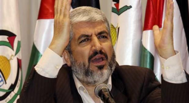 Hamás: Jaled Meshal líder