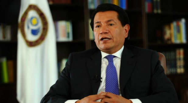 Colombia: Defensor del Pueblo Jorge Armando Otálora