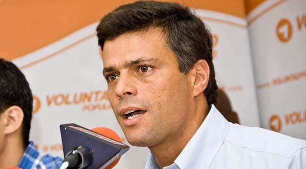 Hoy inicia juicio a Leopoldo López