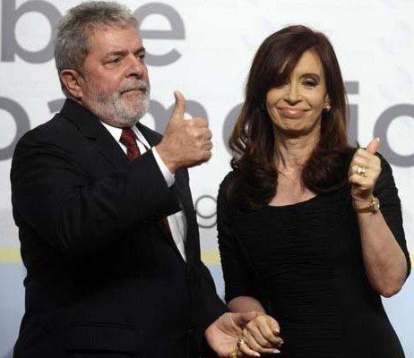 Fondos Buitre: Lula y Cristina Fernández