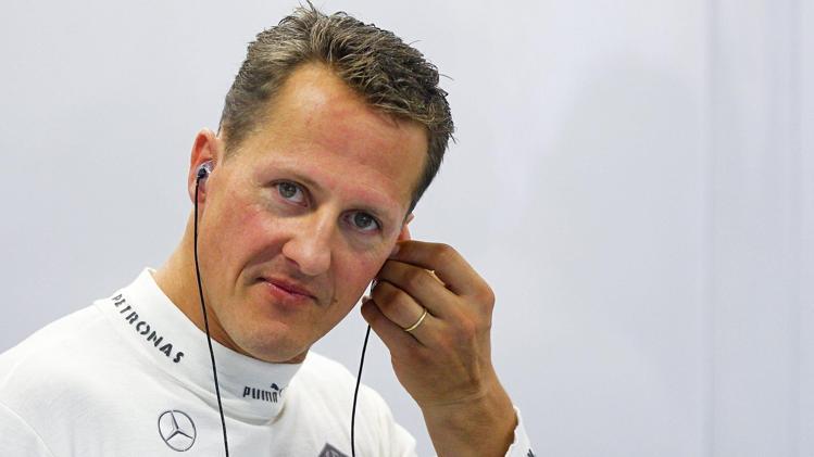 Fórmula1: Michael Schumacher