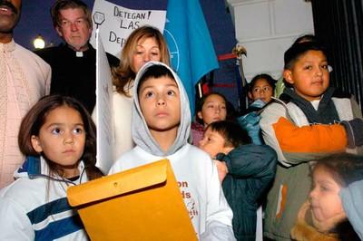 Crisis migratoria: Niños centroamericanos migran a EEUU