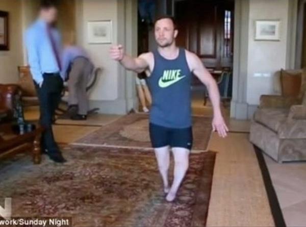 Caso Pistorius: Reconstrucción escena del crimen