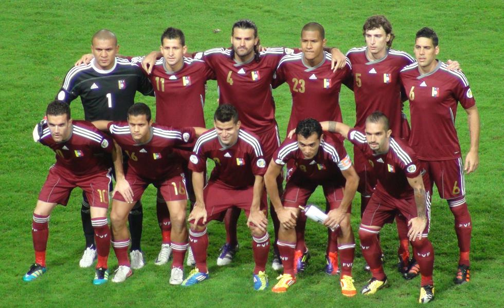 Selección Venezolana La Vinotinto