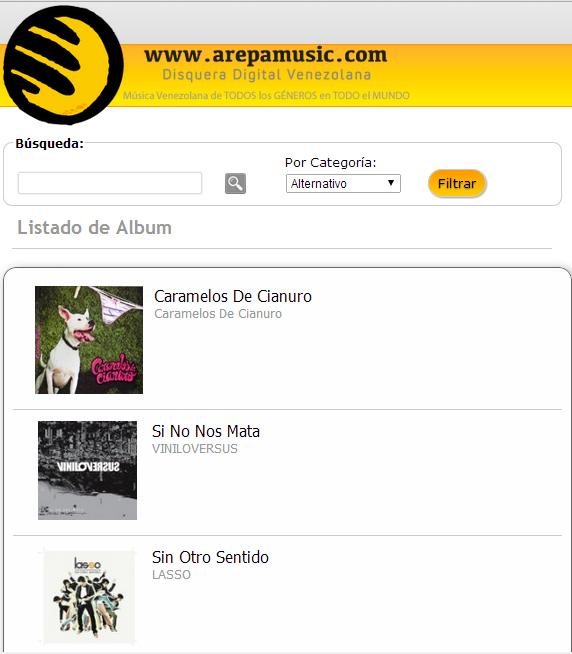 arepa Music