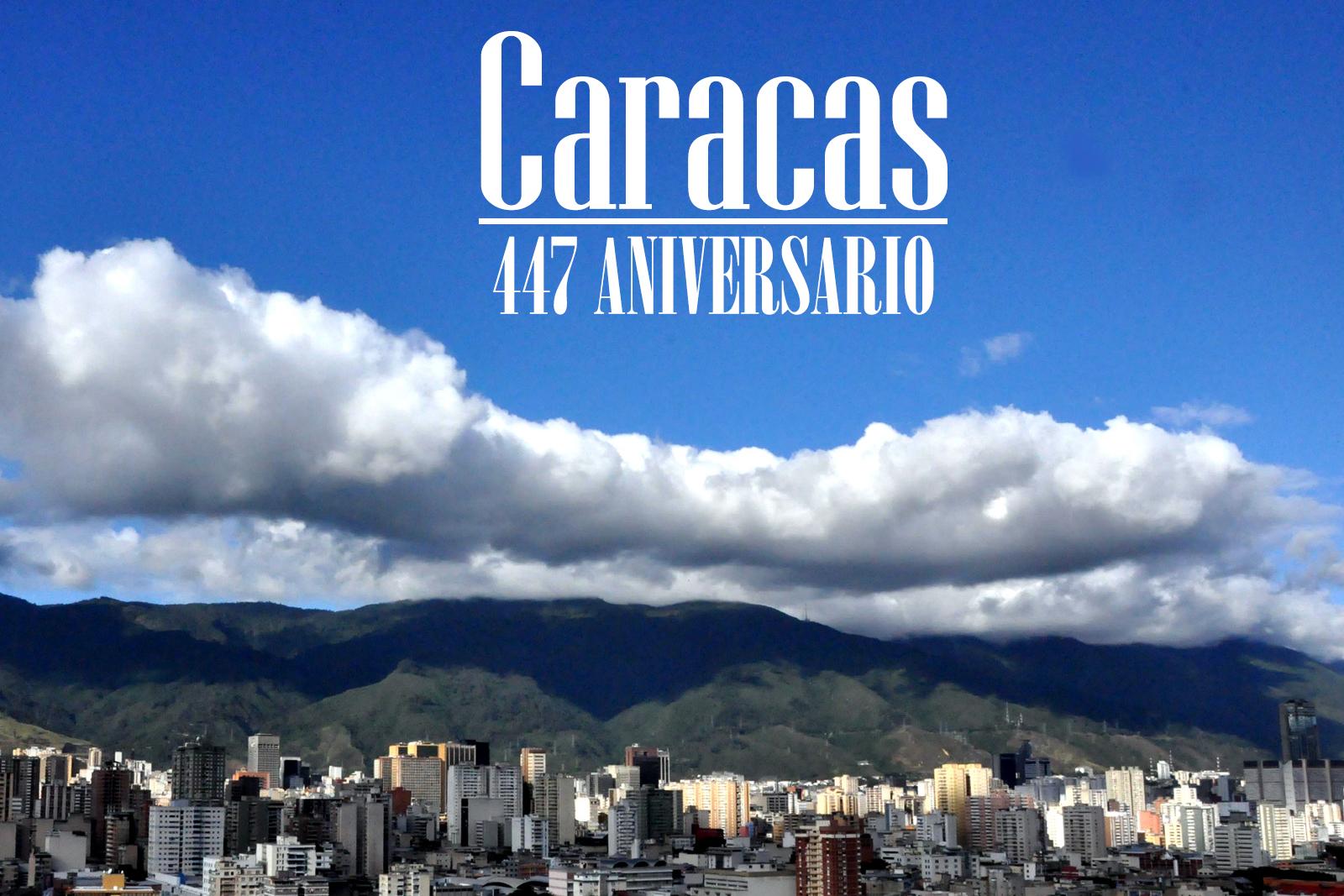 Aniversario Caracas