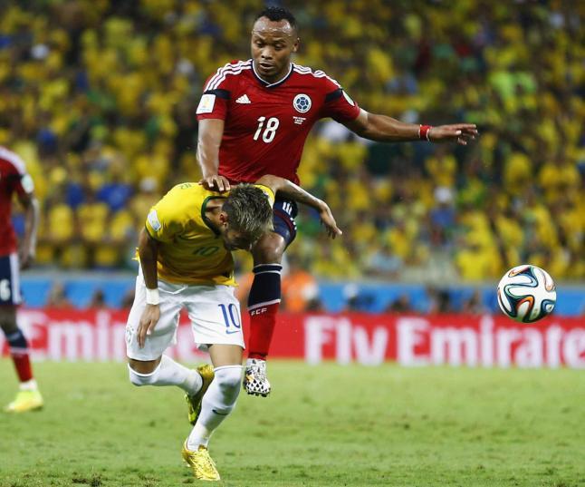 caso Neymar-Zúñiga