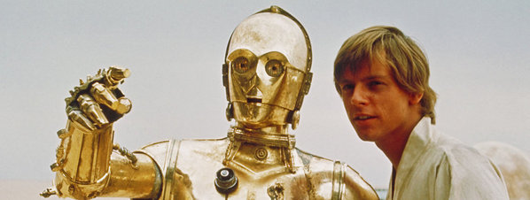 Star Wars: Skywalker y C3P0