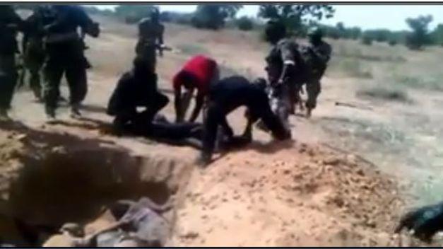 Ejecución Extrasumaria Boko Haram