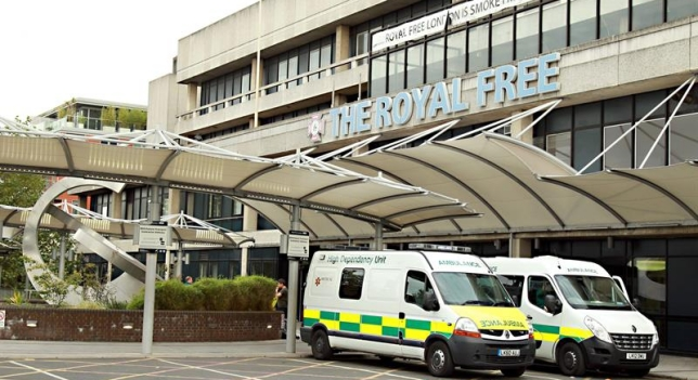 Hospital Roya en Londres