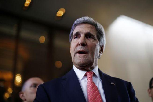 Estados Unidos Secretario John Kerry