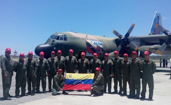 Misió Humanitaria de Venezuela en Gaza