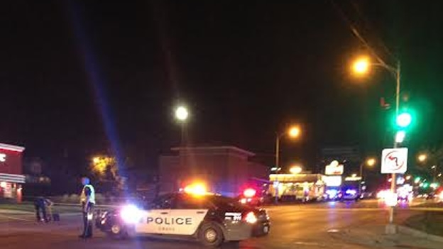 Omaha: zona acordonada por policía