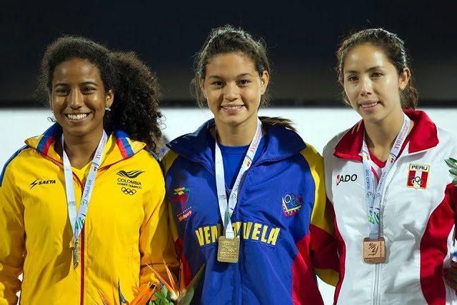 Peinado se alzó con el oro en los Juegos Bolivarianos Trujillo 2013