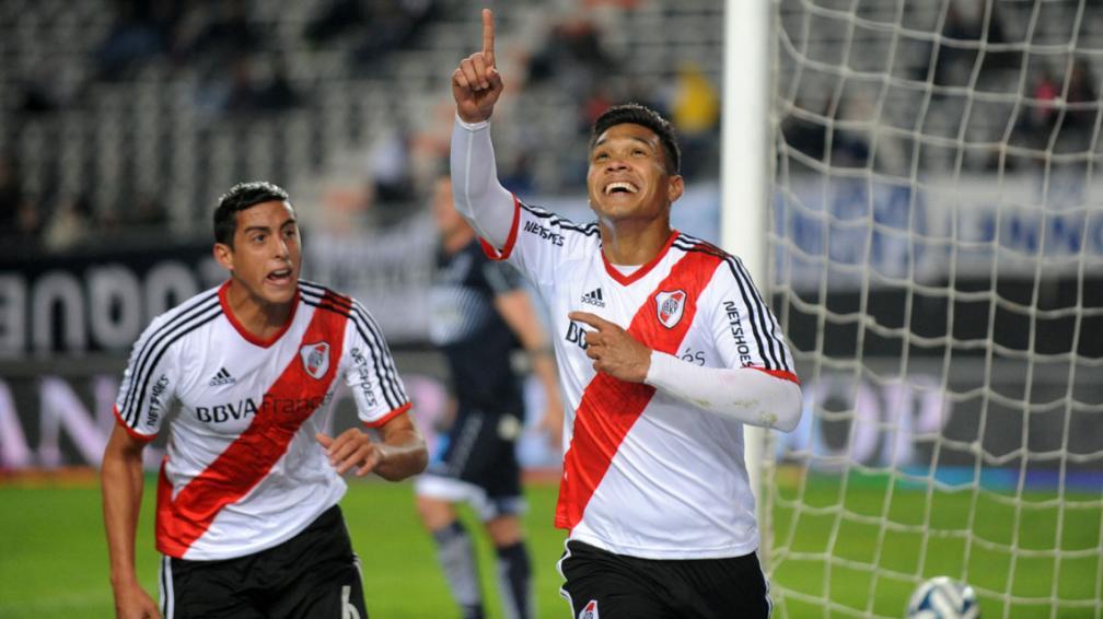 Futbolista Teo Gutiérrez