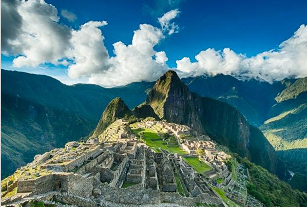 La impresionante ruta inca que lleva a alcanzar el Machu Picchu en Perú