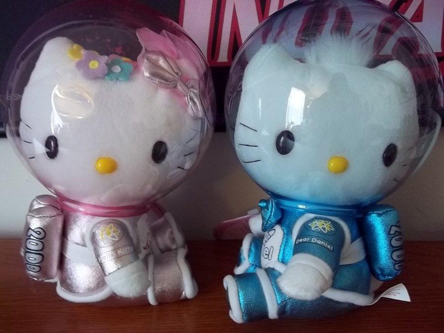 Japón manda a Hello Kitty en una misión espacial