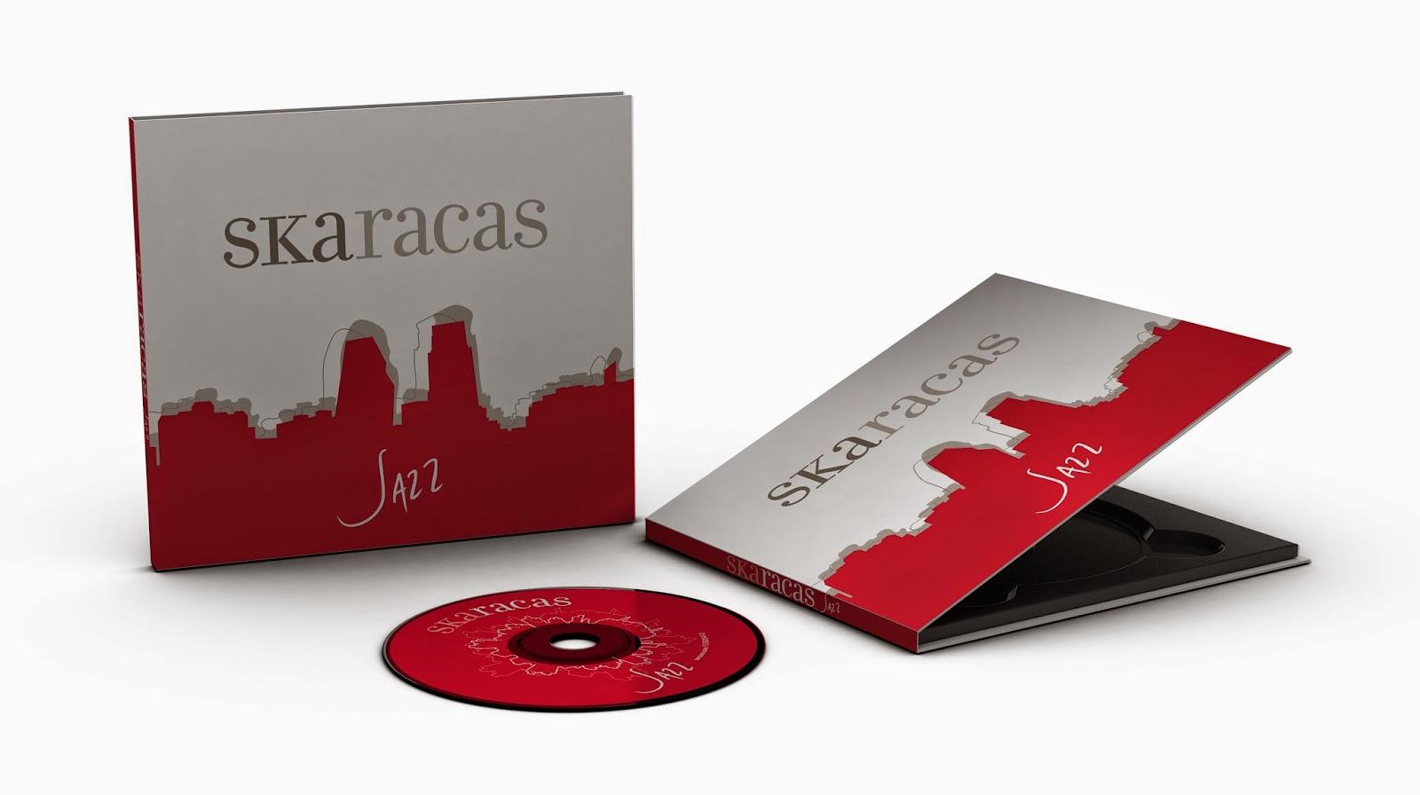 Bautizo 1er disco - Skaracas