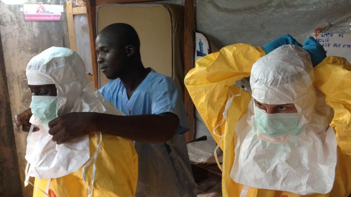 ébola en la República Democrática del Congo