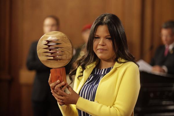 María Gabriel Chávez es designada embajadora alterna ante la ONU