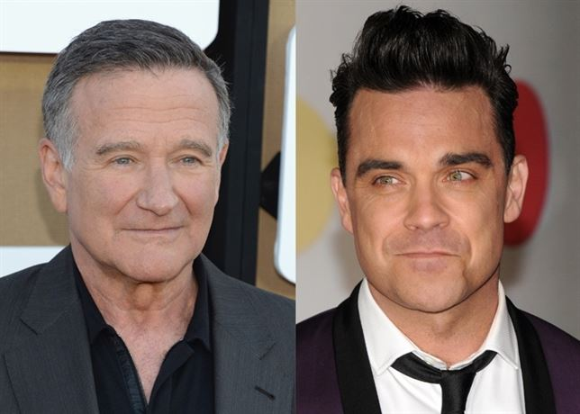 Presidente de España confunde a Robin Williams con Robbie Williams