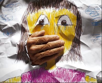 Composición sobre abuso infantil
