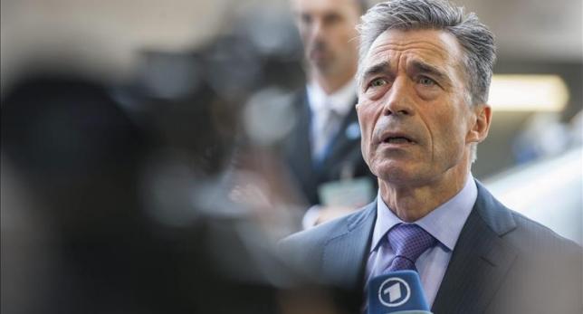 Anders Fogh Rasmussen secretario general de la OTAN