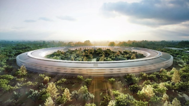 Edificio Verde Apple