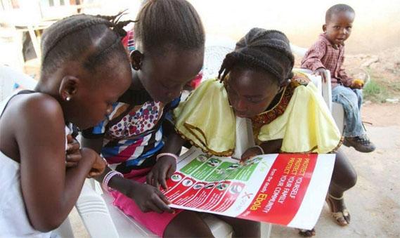 Segundo día de confinamiento en Sierra Leona