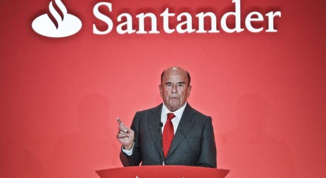 Emilio Botín fallecido presidente del Banco Santander