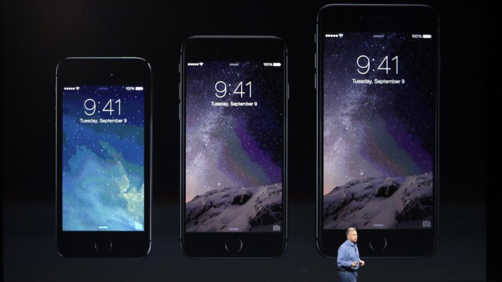 iPhone 6 presentación