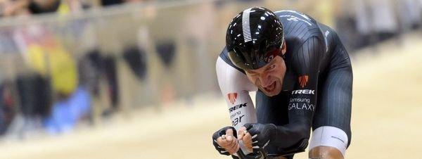 Jens Voigt rompiendo el récord