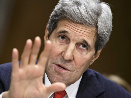 John Kerry secretario de Estados de Estados Unidos